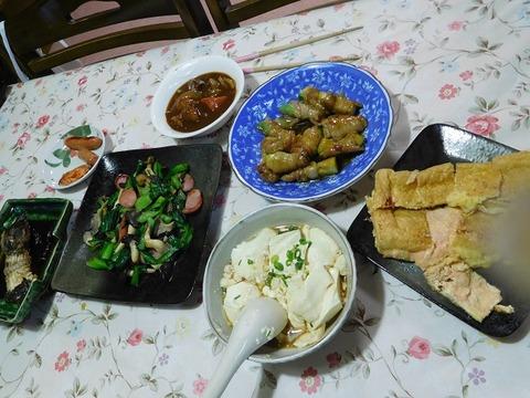 3月16日の夕食