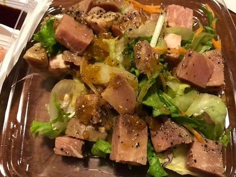 ローストポークサラダ