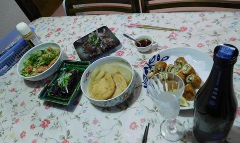 3月4日の夕食