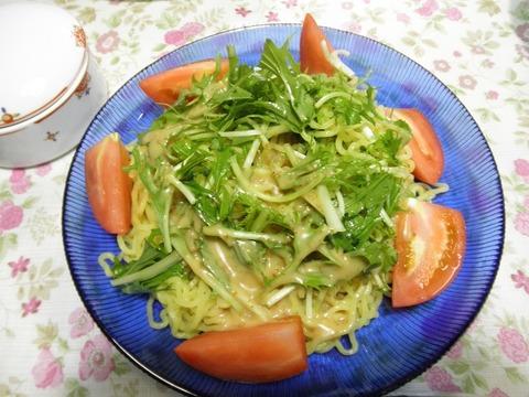 ラーメンサラダ (1)
