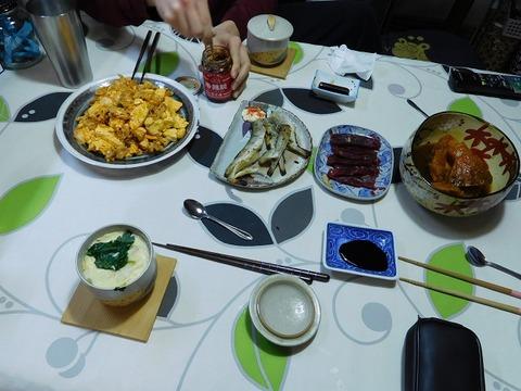 2月23日の食卓