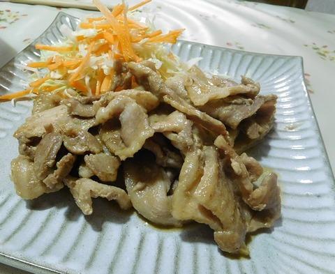 豚カルビ焼肉