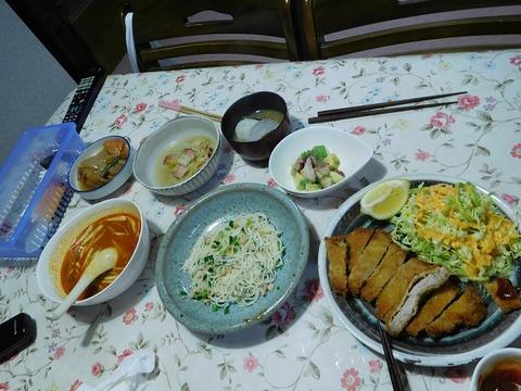 2月15日の夕食