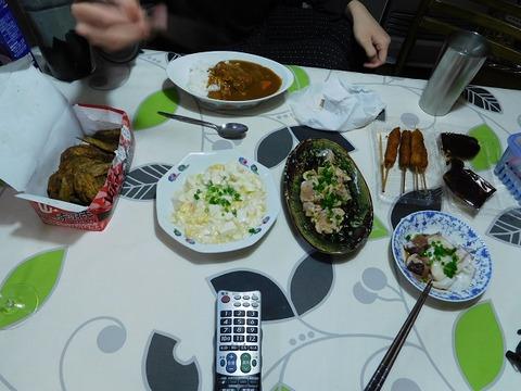 2月18日の食卓