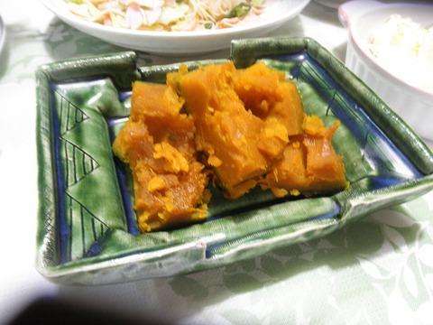 かぼちゃ煮