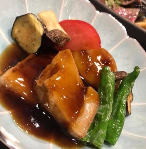 五島豚角煮