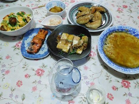 12月29日の夕食