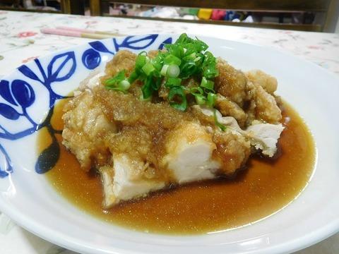 鶏のおろしポン酢