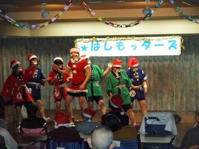 クリスマスパーティー (5)