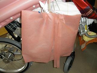 採尿バック収納袋