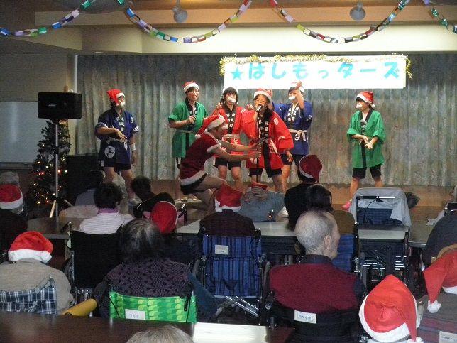 クリスマスパーティー (3)