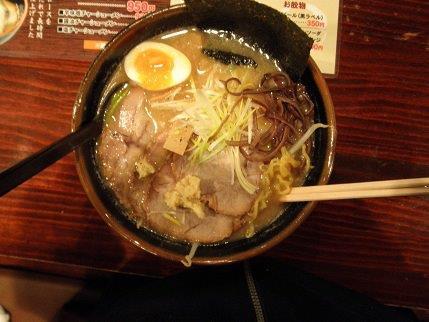 とぐち味噌チャーーシュー麺