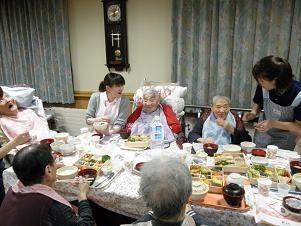 年取りの宴8