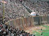 歓喜の札幌ドーム
