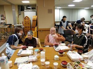 年取りの宴1