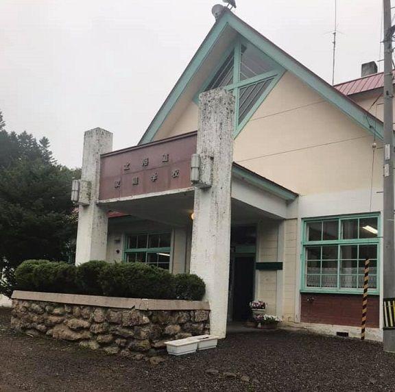 北海道家庭学校本館