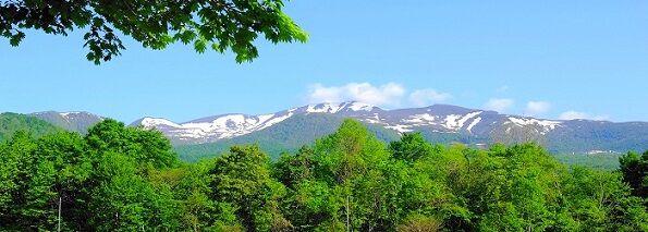 栗駒山麓ジオパーク