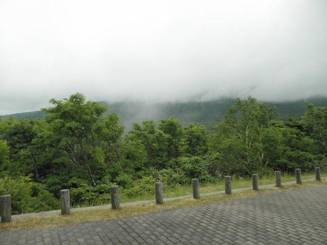 霧の八甲田山