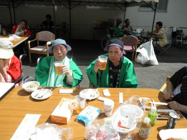 緑風園まつり2014-10