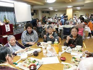 年取りの宴9