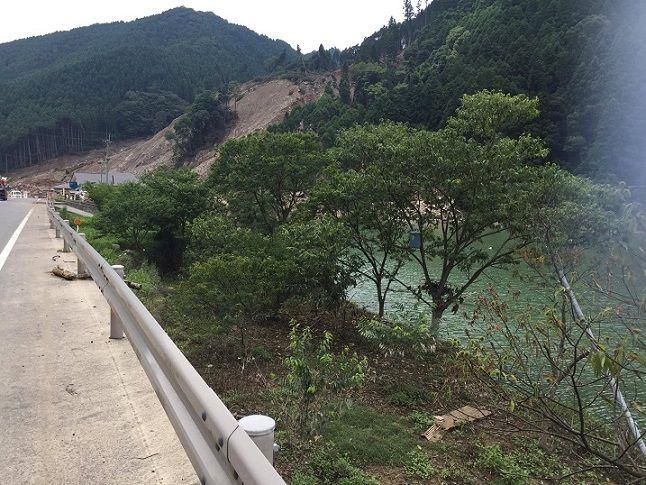 九州北部豪雨(大分県日田市)2