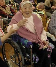 105歳の誕生日2