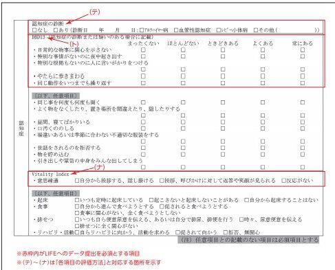 科学的介護推進に関する評価(施設サービス)3