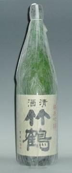 竹鶴純米吟醸
