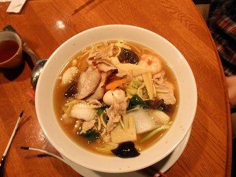 湯麺(タンメン)