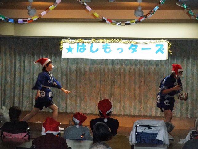 クリスマスパーティー (4)