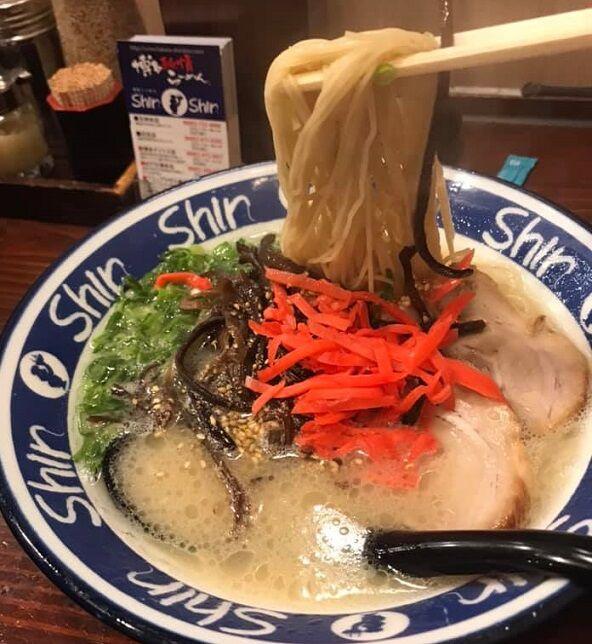 shinshin・とんこつラーメン