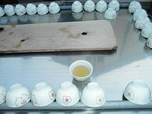 長生き鶴亀茶2