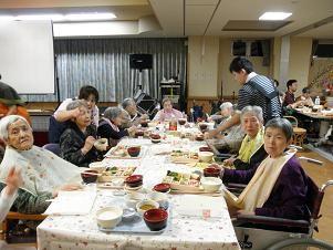 年取りの宴4