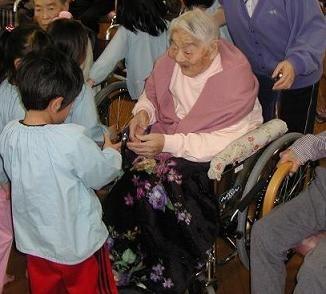 105歳の誕生日