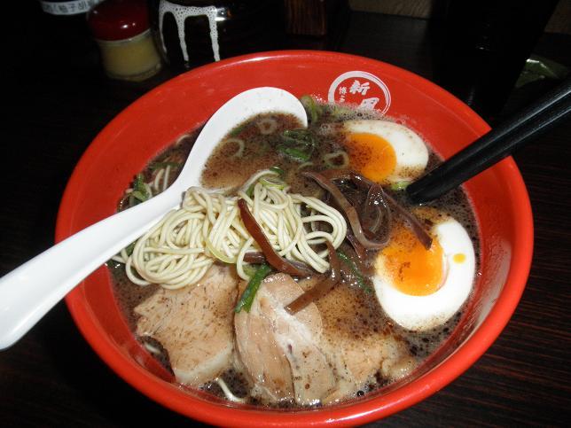 博多新風麺