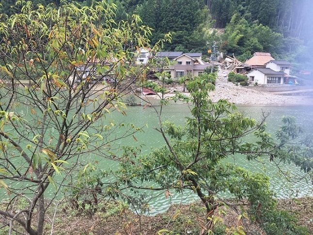 九州北部豪雨(大分県日田市)7