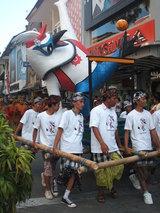 バリ 祭り