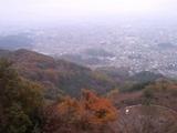 紅葉 大平山2