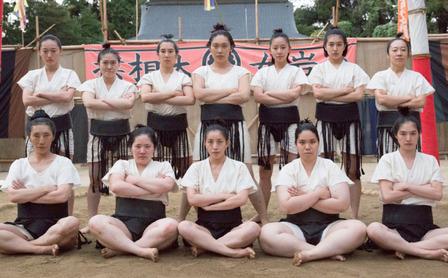 女相撲-1