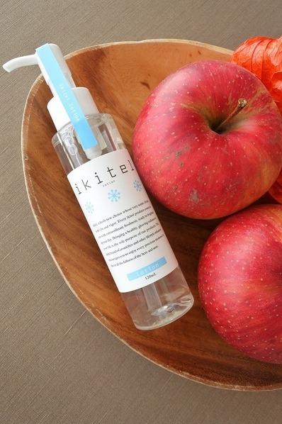 半額のイキテルローション化粧水の評判の記事写真
