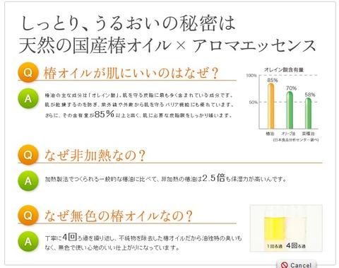 9% 椿オイル 国産椿使用・国内生産  J Flow