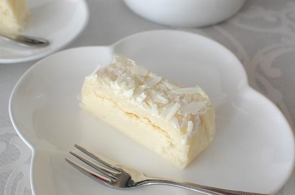 ホワイト チョコ ガトー ショコラ