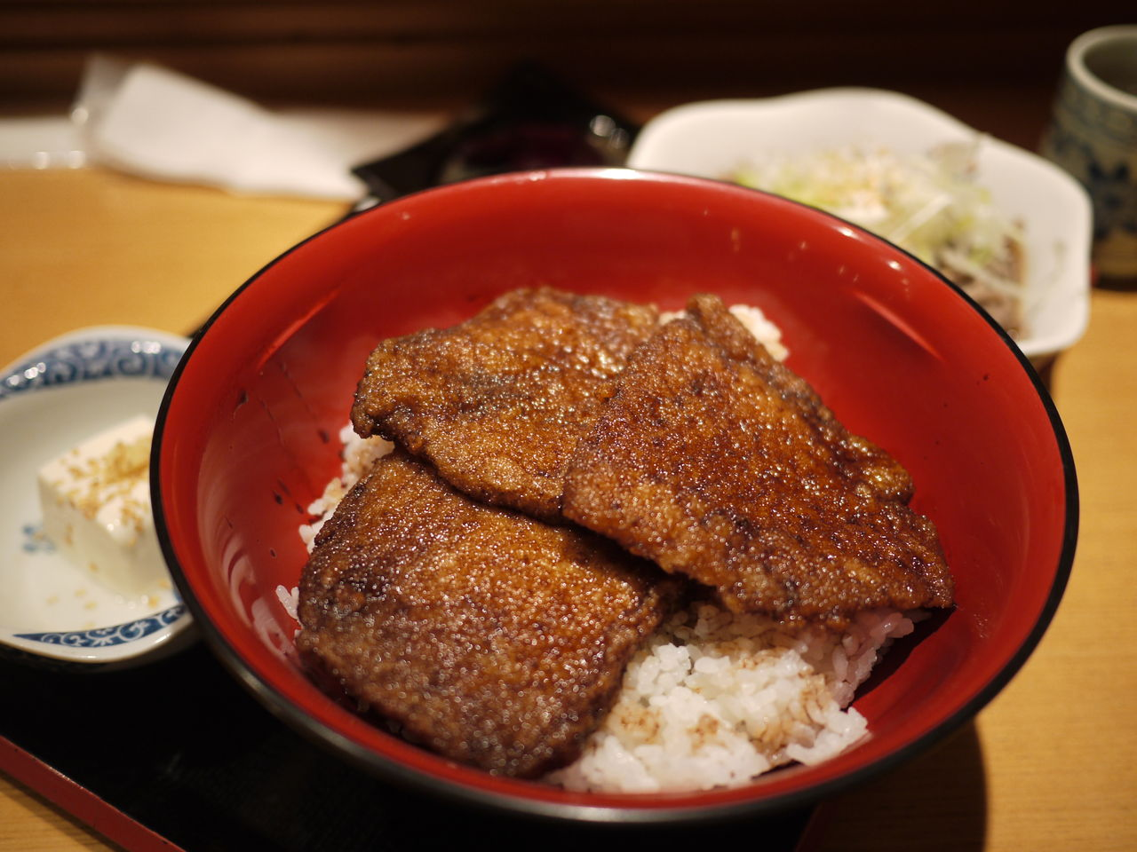 東京 ソースカツ 丼