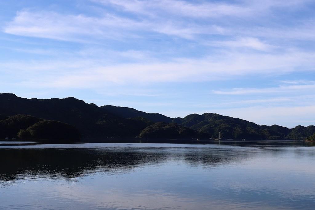 須崎市浦ノ内「大島親水公園」あたりをぶらぶら