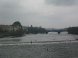 カレル橋からの景色2
