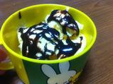 20121114チョコアイス