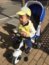 三輪車ベビーカー