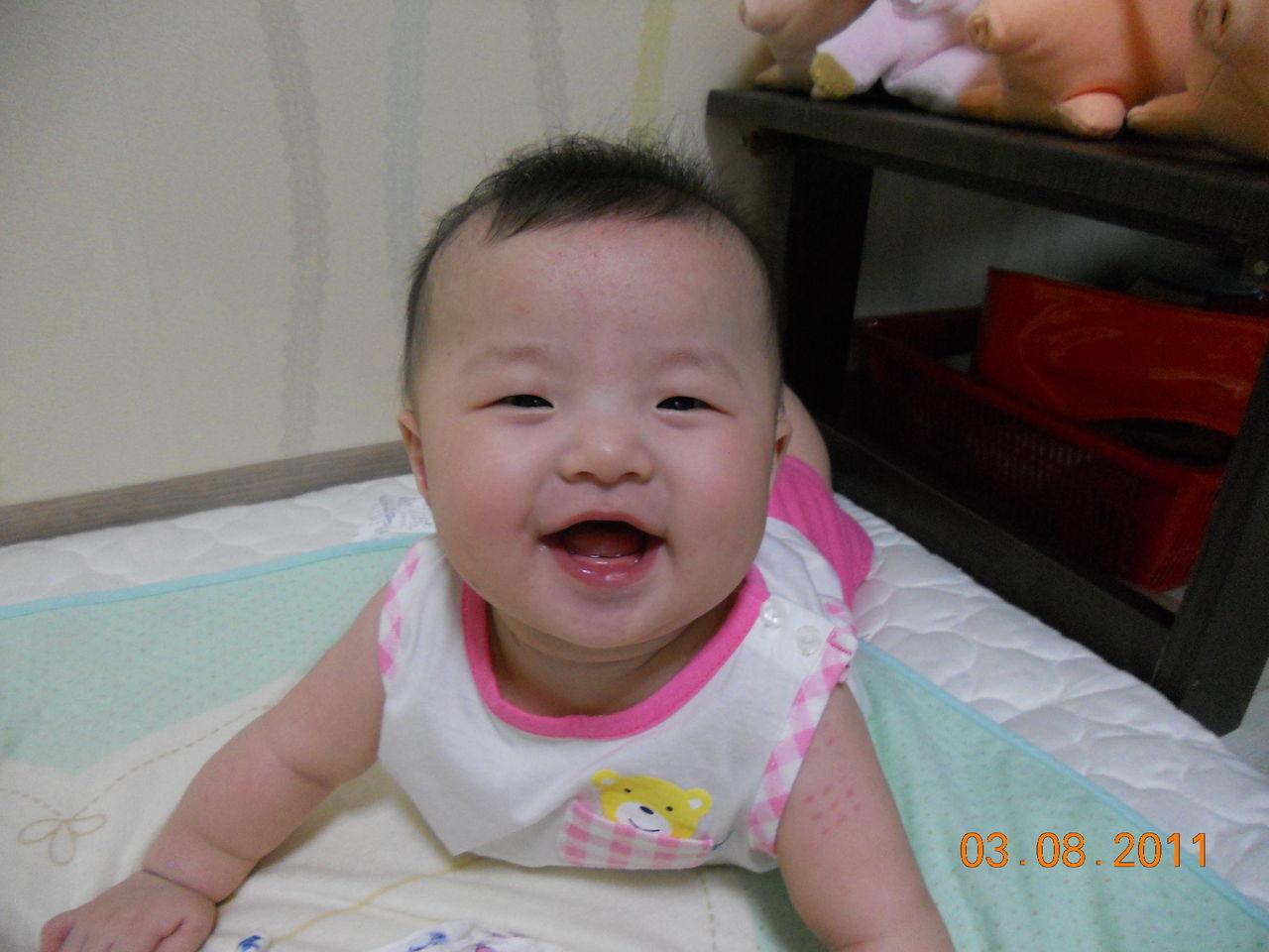 6 ヶ月 生後