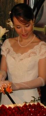 きのうで結婚式から2年