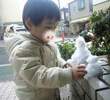 雪だるま2008